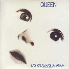 ★ CD SINGLE QUEENLas palabras de amor + 2-track CARD SLEEVE