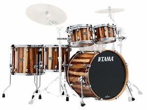 Tama MBS52RZS-CAR Starclassic Performer Shellkit Caramel Aurora Schlagzeug Set
