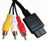 New AV Audio Video RCA Cable For SNES Super Famicom Nintendo N64 Gamecube #55