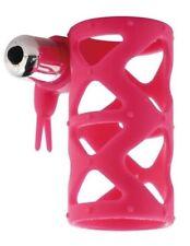 Guaina Fallica anello fallico per pene vibrante con stimolazione clitoride pink