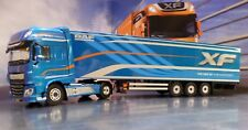 DAF XF Euro 6 New Colour Model Truck & Trailer