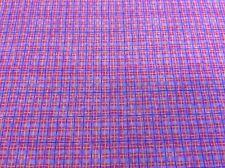 BENARTEX - Princesse Boutique Par Kimiko #825 - Rose Tissu à carreaux - 100%