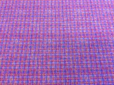 Benartex-Principessa Boutique by Kimiko #825 - Rosa Tessuto Check - 100% COTONE