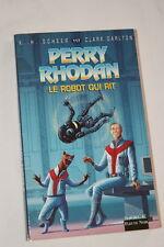 PERRY RHODAN LE ROBOT QUI RIT SCHEER DARLTON  1995