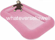Pare-Chocs Rose Junior Simple Air Lit Matelas Gonflable Camp Matelas Gonflable Enfant Enfants
