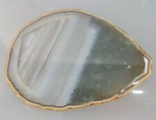Agate Geode Quartz Crystal Polished