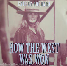 """ENERGY ORCHARD ~ How The West Was Won ~ 12"""" Single PS"""