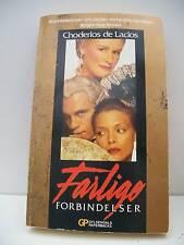 Book, Farligo Forbindelser by Choderlos de Laclos, 1990
