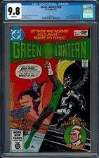 GREEN LANTERN #138 CGC 9.8 (3/81) DC Comics white pages