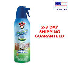 12 oz Air Can Disposable Air Duster Compressed Air Keyboard Computer Cleaner