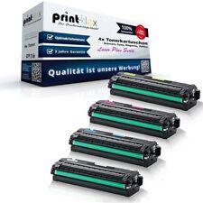 4x Printer Tonerkartuschen für Samsung CLP 415 N Laser Kartus Laser Plus