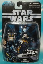 STAR WARS EXPANDED UNIVERSE SAGA SERIES #21 REPUBLIC COMMANDO SCORCH  FIGURE