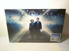 The X-Files: The Collectors Set (Blu-ray Disc, 2015) Brand New & Factory Sealed