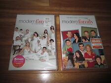 Modern Family Season 1 & 2 new sealed