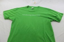 """""""Introducing X Box One"""" video game gaming system t shirt 11/22/13"""