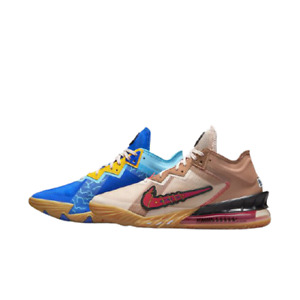 """[Nike] Lebron 18 Low x Space Jam """"Wile E. vs Roadrunner""""  (CV7562-401)"""