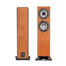 Tannoy Revolution XT 6f Floor Standing Speakers Dark Walnut