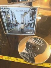 Oasis Whats The Story Morning Glory Classic CD Music Original Official