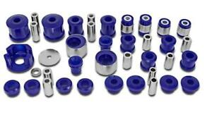 SUPERPRO Performance Suspension Bushing Kit FOR VW GOLF MK5 MK6 JETTA R32 GTI