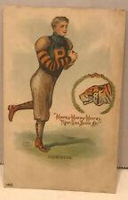 1905 Princeton Football Postcard