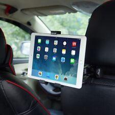 Headrest Car Mount Back Seat Holder Cradle Swivel Dock for Phones Tablets