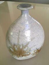 Bill Jackman, Large Australian studio pottery (275mm high)