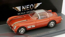 Pontiac Bonneville Special Motorama Dream Car - bronze 1954 NEO 44825 1:43