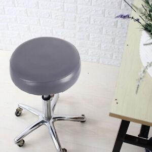 Elastic Bar Stool Slipcover Round Chair Seat Covers Waterproof Cushion Sleeve