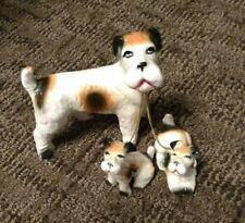 Vintage Porcelain Scotty Dogs Made in Japan