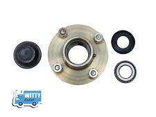 4 Pcd Cubo de rueda remolque Set - 4 Pernos Y 2 forma cónica de rodamientos de rodillos de alta calidad