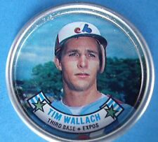 1988 Topps Baseball Coin Tim Wallach #59 Expos