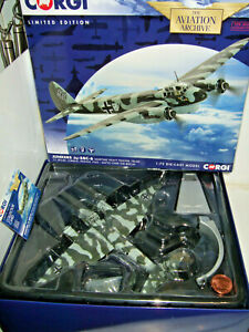 Corgi AA36711 Junkers Ju-88C-6 Heavy Fighter France, Battle Over Biscay in 1:72