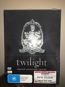 Twilight Limited Collection Edition DVD