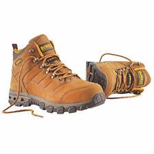 Dewalt Pro Mens Safety Work Boots Size 7-12 Wide Fit Aluminium Toe Cap Brown NEW