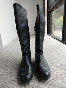 Arche Black Long Women's Boots 38