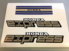 Frame Stickers - Honda Express - 50cc Moped NC50