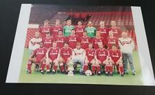 Liverpool FC 1989 FA Cup Kenny Dalglish Ian Rush John Aldridge Squad photographie