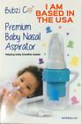 Nasal Aspirator Reusable Booger Snot Sucker Premium Mucus Extractor Nose Cleaner