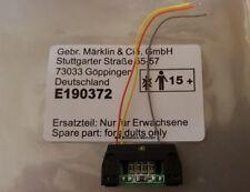 **Märklin E190372 Leiterplatte Beleuchtung LED Rot/Weiss,Traxx,29841,29351,Neu**