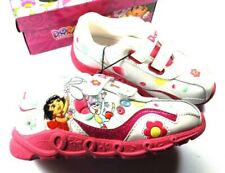 New Toddler Girls size 11 Dora The Explorer Lightup Sneakers Shoes