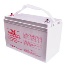 Pro Power Pb Crystal Gel 12V 130Ah Deep Cycle Lead Acid Battery better than AGM