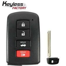 2012-2020 Toyota / 4-Button Smart Key / HYQ14FBA / G Board 0020 (RSK-TOY-00204)