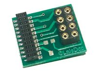 Slim 21 Pin Adaptor To Fit 8 Pin Decoder To 21 Pin Models. Class 47 37 20 66 Etc