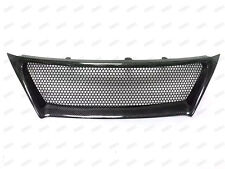 Carbon Fiber Front Mesh Grill Grille for 2011-2012 Lexus IS250 IS350 Type C