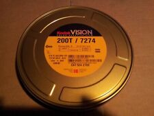 KODAK 16MM VISION COLOR NEGATIVE 200T / 7274 400FT SEALED & COLD STORED