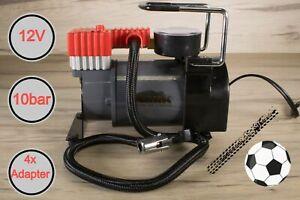 Mauk Mini Kompressor elektrische Luftpumpe Auto Reifen Druckluft Fahrrad 12V