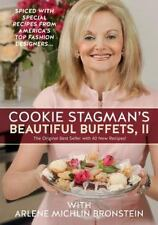 Beautiful Buffets II : The Original Best Seller with 40 New Recipes! by Cookie S