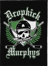 DROPKICK MURPHYS BACKPATCH / SPEED-THRASH-BLACK-DEATH METAL