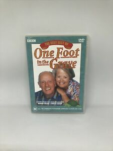 ONE FOOT IN THE GRAVE The Very Best Of DVD R4 TV Show VERY GOOD CONDITION