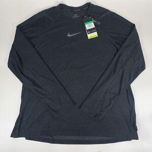 Nike Pro Men's Training Long Sleeve Shirt Size XLarge CU6727-010 Retail $75